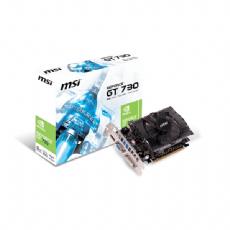 GEFORCE GT730 2 GB. DDR3 MSI N7302GD3