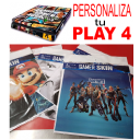 SKIN PARA PS4